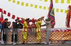 Hàng vạn du khách tham dự ngày Khai hội Đền Trần Thái Bình