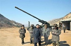 Triều Tiên tuyên bố răn đe hạt nhân không nhằm vào Hàn Quốc