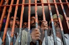 Lực lượng an ninh Pakistan bắt giữ 30 ngư dân Ấn Độ