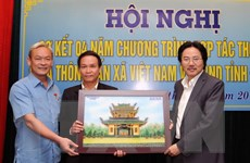Tăng cường hợp tác thông tin giữa TTXVN và Đồng Nai