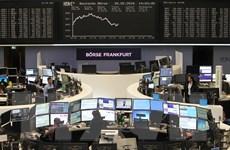 Chứng khoán Mỹ, châu Âu phần lớn đi xuống sau quyết định của ECB