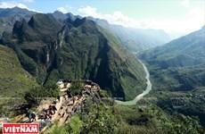 [Photo] Cảnh hùng vĩ và hoang sơ của đèo Mã Pí Lèng