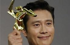 Lee Byung Hun giành giải xuất sắc tại lễ trao giải Điện ảnh châu Á