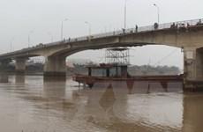 Hải Dương: Khẩn trương khắc phục sự cố ở cầu An Thái