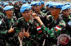 Indonesia cử 800 binh sỹ làm nhiệm vụ gìn giữ hòa bình tại Sudan