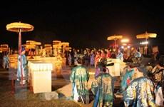 Đông đảo du khách tham dự Lễ tế Xã Tắc tại Thừa Thiên-Huế