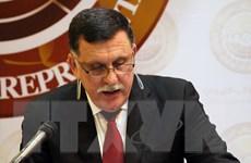 Libya: Thủ tướng chính phủ đoàn kết đến Tripoli bắt đầu làm việc