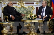 Nga có thể bán hệ thống an ninh toàn diện cho Ấn Độ