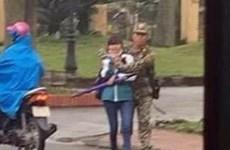 Khởi tố hình sự vụ khống chế nữ sinh Thái Bình bằng xăng và dao