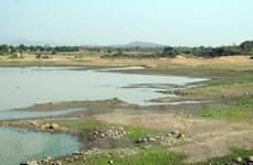 Hồ thủy lợi, thủy điện ở Nam Trung Bộ đều kiệt quệ nguồn nước