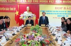 """Hội thảo khoa học """"Đồng chí Hà Huy Tập với công tác xây dựng Đảng"""""""