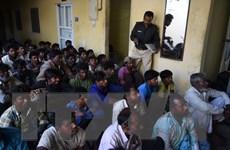 Pakistan tiếp tục bắt giữ 24 ngư dân Ấn Độ cùng 4 tàu cá
