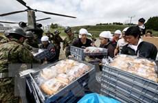 Nhật Bản soạn thảo ngân sách bổ sung khắc phục hậu quả động đất