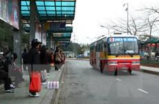 Khai thác tuyến xe buýt chất lượng cao từ Trung tâm Hà Nội đến Nội Bài