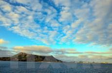 [Photo] Đắm mình trước cảnh đẹp kỳ thú của đảo Lý Sơn