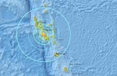 Động đất mạnh 6 độ Richter ở Vanuatu, chưa có báo cáo thương vong