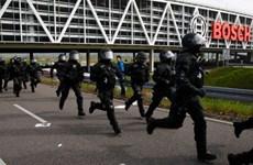 Đức bắt giữ 400 người biểu tình phản đối đảng cực hữu AfD