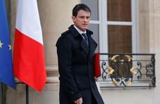 Thủ tướng Pháp Manuel Valls sắp đến thăm Trung Đông