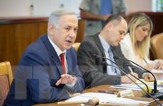 Israel kiên quyết phản đối sáng kiến của Pháp về hòa đàm Trung Đông