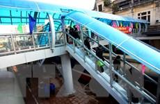 Đề xuất xây cầu vượt bộ hành có thang máy và điều hòa nhiệt độ