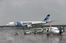 Vụ máy bay Ai Cập bị nạn: Phát hiện áo phao cứu hộ trên biển