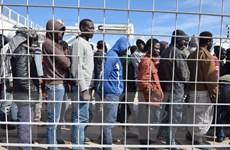 Libya bắt giữ gần 850 người định vượt Địa Trung Hải tới châu Âu