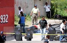 Xả súng kinh hoàng tại Mexico làm 6 người thiệt mạng