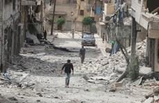 Căn cứ của không quân Nga tại Syria bị tổ chức IS tấn công