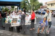 Động đất xảy ra liên tiếp ở Indonesia gây thiệt hại lớn