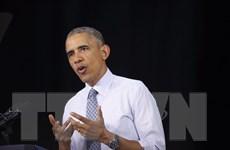 Tổng thống Obama hậu thuẫn mạnh mẽ cho bà Hillary Clinton