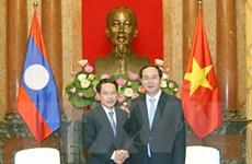 Truyền thông Lào ca ngợi tình hữu nghị truyền thống đặc biệt Việt-Lào