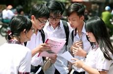TP. Hồ Chí Minh: Đề thi tuyển sinh vào lớp 10 vừa sức học sinh