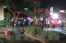 Vụ xả súng Orlando: Hung thủ bị tiêu diệt, ít nhất 20 người thiệt mạng