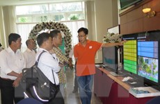Xây dựng Trung tâm điều hành giao thông thông minh tại TP Hồ Chí Minh