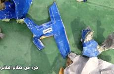Phát hiện mảnh vỡ của máy bay hãng EgyptAir tại nhiều địa điểm