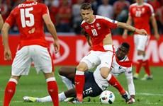 Puma gấp rút điều tra vụ áo rách của các cầu thủ Thụy Sĩ