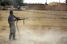 Các nhà báo Syria tị nạn vẫn phải đối mặt nhiều nguy hiểm