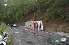 Hệ thống phanh của ôtô gây tai nạn ở đèo Prenn không đạt yêu cầu