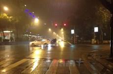 Tối 28/6, Hà Nội có mưa dông, đề phòng gió giật mạnh