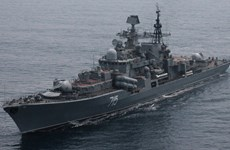 Mỹ: Tàu do thám Nga xuất hiện ở vùng biển ngoài khơi Hawaii