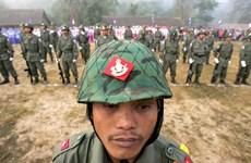 Myanmar tổ chức hội nghị lịch sử với các nhóm vũ trang sắc tộc