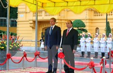 Việt Nam luôn coi trọng tăng cường quan hệ hữu nghị với Romania