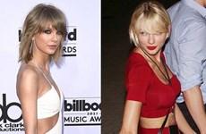 Taylor Swift dính nghi vấn nâng ngực vì vòng một đẫy đà