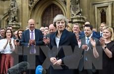 Bà Theresa May đã chính thức trở thành Thủ tướng Anh