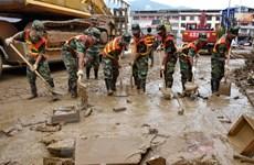 Trung Quốc báo động cao do hơn 200 người thiệt mạng vì lũ