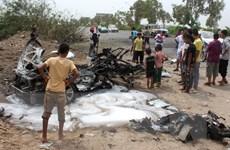 Yemen: Đánh bom liều chết tại Aden, hơn 10 người thương vong