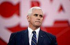 Ông Pence chấp nhận đề cử ứng viên phó tổng thống của đảng Cộng hòa