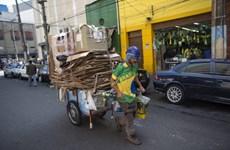 Brazil: Thị trường việc làm ảm đạm, kinh tế vẫn suy thoái nhẹ