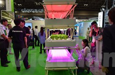 Triển lãm duy nhất của Nhật Bản về trồng trọt công nghệ cao