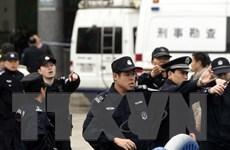 Trung Quốc bắt người Nhật bị nghi gây nguy hiểm cho quốc gia